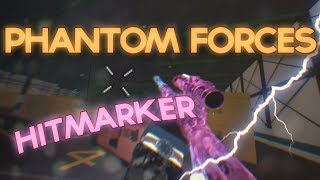 PHANTOM FORCES TRICKSHOTTING and SNIPING MOMENTS #1.. (roblox)