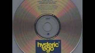 Hysteric Ego - Want Love