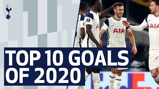 TOP 10 GOALS OF 2020 | Ft. Son, Kane, Bergwijn, Winks, Alderweireld, Aurier & Davies