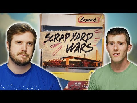 Scrapyard Wars 7 Pt 1 - NO INTERNET