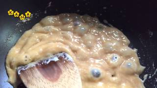 塩味のポップコーンが、マシュマロで甘~いキャラメルポップコーンに大...