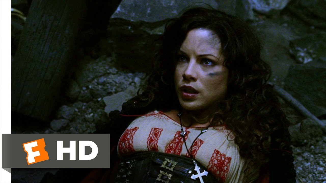 Van Helsing (5/10) Mov... Kate Beckinsale
