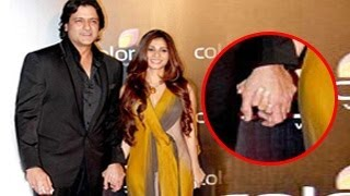 Armaan Kohli & Tanisha get COZY in a party!