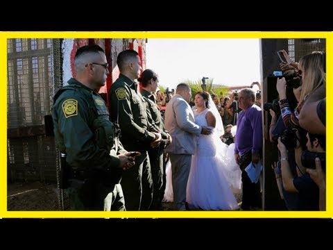 Love on the line: binational wedding on the us-mexico border