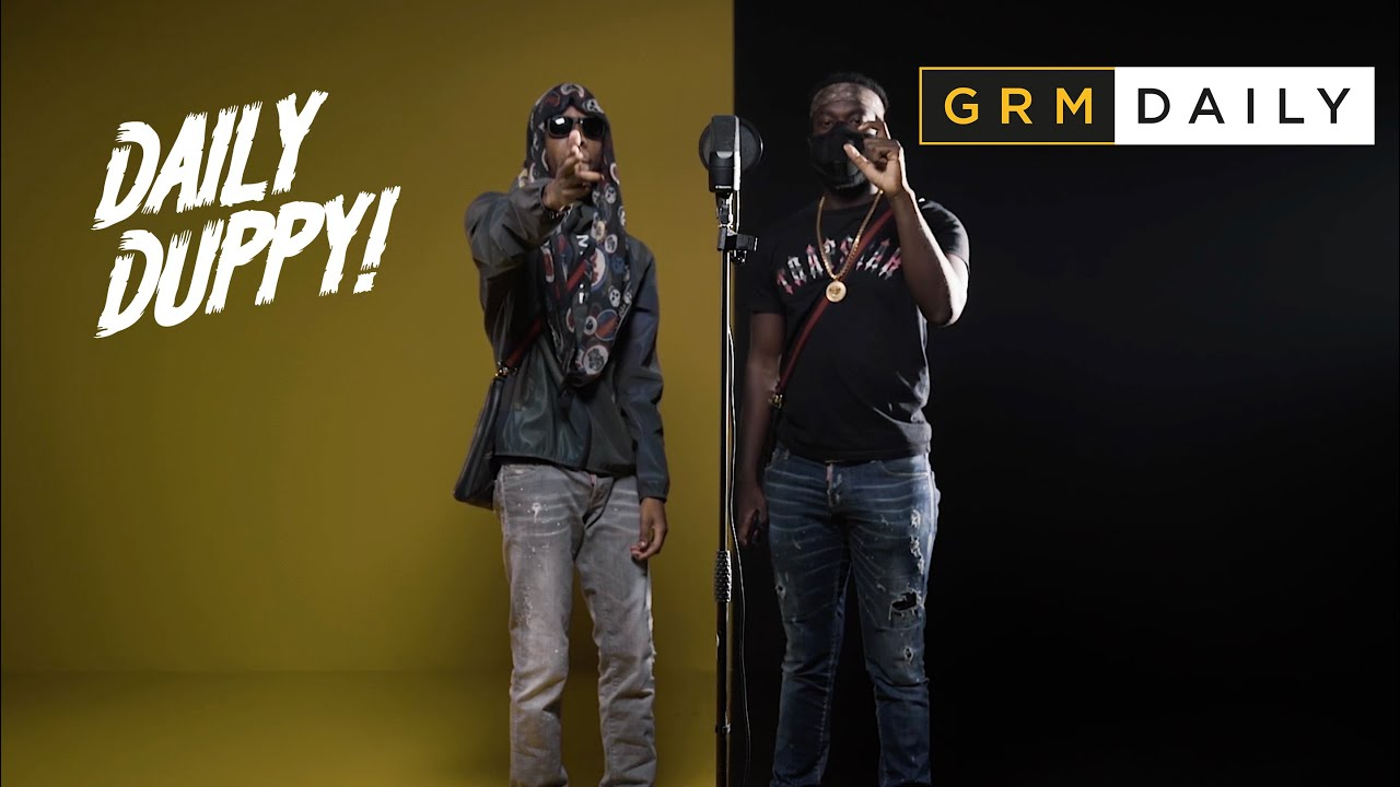 #410 Skengdo & AM - Daily Duppy | GRM Daily