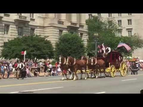 National Memorial Day Parade Monday, May 25, 2015
