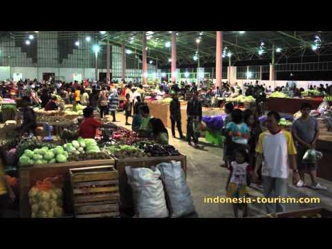 Wholesale Traditional Market - East Java