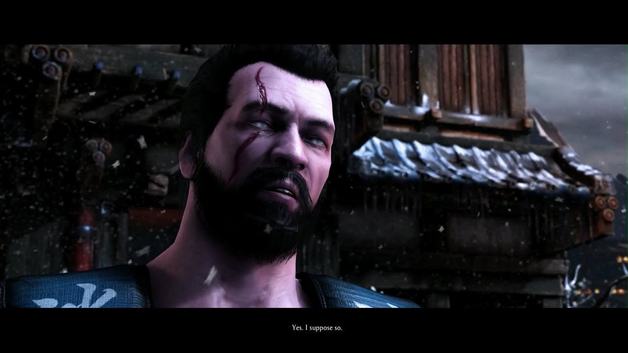 Mortal Kombat X: Chapter 3 - SUB ZERO'S REAL FACE!!! - YouTube