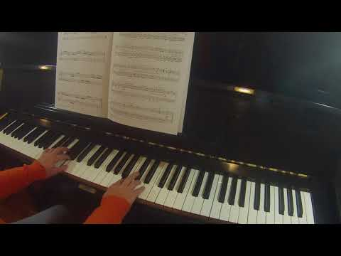 Cradle Song op 101 no 6 by Cornelius Gurlitt  |  RCM Celebration Series piano etudes grade 4 2015