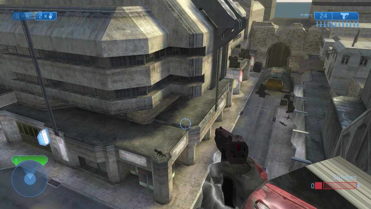 halo 2 classic turf jumps and out of map youtube