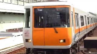 変な地下鉄 「おや! 2両編成でっか!?」 近鉄 7020系