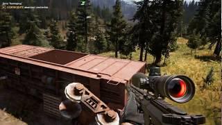Освобождение Депо Копперхэд #9 - Far Cry 5