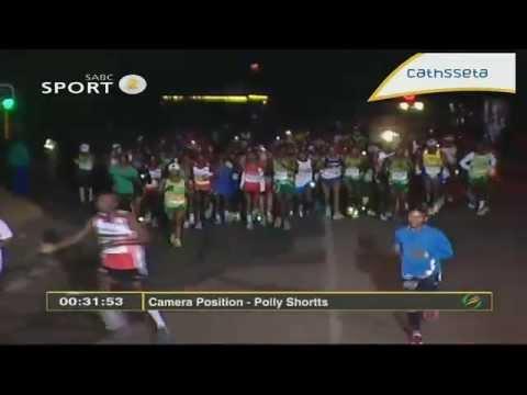 Comrades Marathon 2014, Session 1 (Start up line), 5:30 to 7am