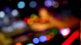 Blurred DJ With Bokeh