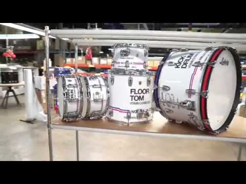 Questlove - Tonight Show EP 1000 - Ludwig Kit