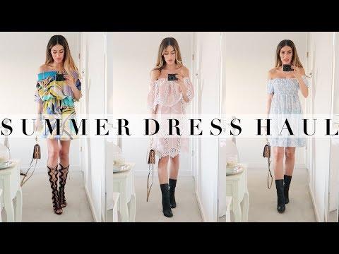 DRESS SHOPPING & TRY ON | Lydia Elise Millen