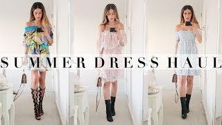 DRESS SHOPPING & TRY ON | Lydia Elise Millen