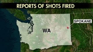 Reports of shots fired at Washington school