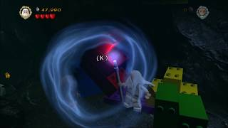 """Lego Lord of the Rings. Free Play, Episode 15: """"Path of the Dead""""."""
