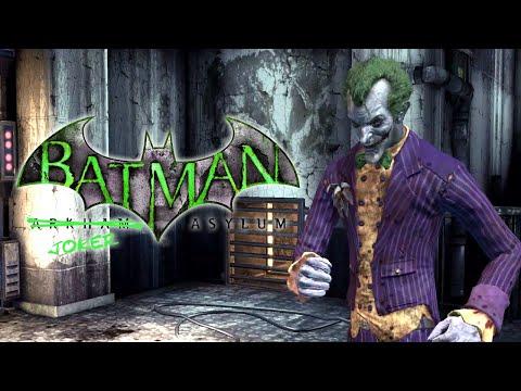 Batman arkham asylum joker dlc on windows pc youtube batman arkham asylum joker dlc on windows pc ccuart Image collections
