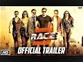 Race 3 - Official Trailer - Salman Khan - Remo Dsouza - Releasing on 15th June 2018 - #Race3ThisEID