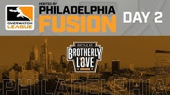 Overwatch League 2020 Season | Hosted By Philadelphia Fusion | Day 2