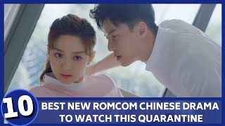 BEST NEW ROMANCE COMEDY CHINESE DRAMA TO WATCH THIS 2020 (with links)
