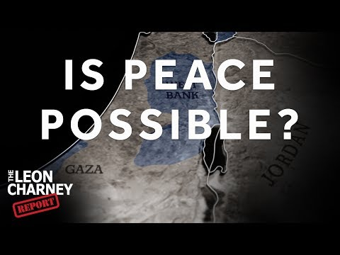 Is Peace Between Israel and Palestine Possible? | Leon Charney Reporters