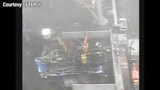 Tokyo Electric Power Co. safely removes massive piece of debris from Fukushima No. 1