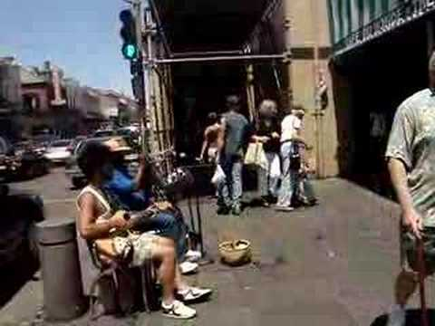 New Orleans Street Musicians-When The Saints Go Marching In