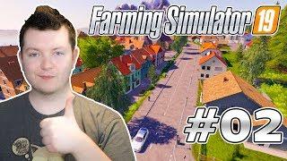 PORWALI MNIE! | Farming Simulator 19 #02 | Vertez & Swiatek FS19