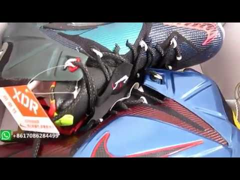 Nike Lebron 12 XII SE EP What the LeBron 812511 909 - YouTube 9d784890b