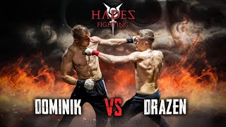 "Drazen Maksimovic ""K1"" vs. Dominik Michels ""Boxen"" - ECHTER DOG FIGHT! Hades Fighting 1 -  RINGLIFE"