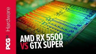 AMD vs Nvdia - RX 5500-series takes on GTX Turing Super
