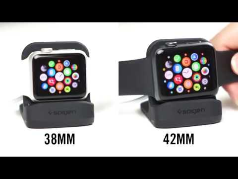 Spigen S350 Designed for Apple Watch Stand with Night Stand Mode