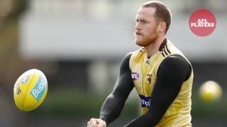 Jordan Lewis on the recovery of Jarryd Roughead