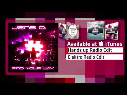 Jens O. - Find Your Way (Hands Up Radio Edit)