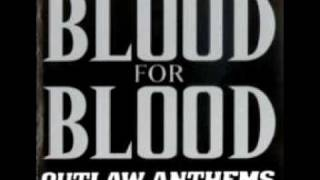 Watch Blood For Blood Tear Out My Eyes video