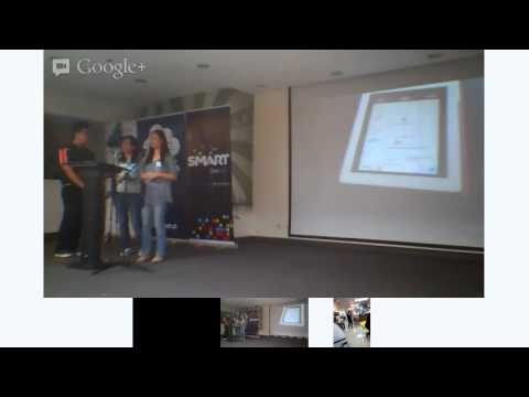 #4SQHackPH Foursquare Hack Day Philippines LiveStream