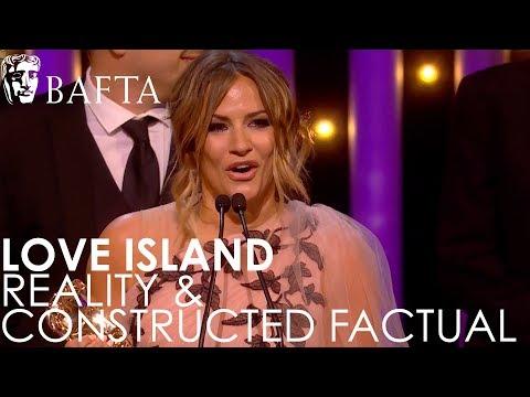 Love Island wins Reality & Constructed Factual | BAFTA TV Awards 2018