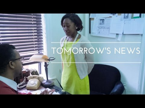 """Tomorrows News"" | Short Film"