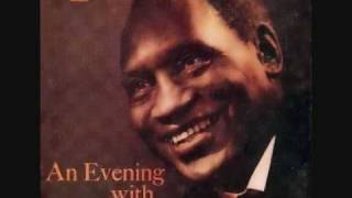 Paul Robeson - Some Enchanted Evening (South Pacific)