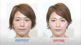 大人かわいい目元を目指して 上戸彩さん顔に近づけるメークテク □詳しくはコチラ: http://www.tv-asahi.co.jp/beautv/