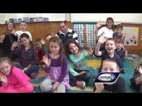 School visit: Shaker Road School in Concord