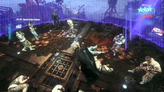 Batman: Arkham Knight - Combo Master AR Challenge (3 Stars)