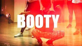 Бути Дэнс в Пушкино - Booty Dance видео №1