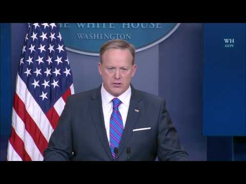 2/14/17: White House Press Briefing