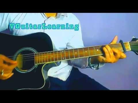 TERI GALIYAN GUITAR TUTORIAL - Ek Villain Song | Ankit Tiwari ...