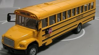 Siku School Bus Toys 유치원 버스 장난감