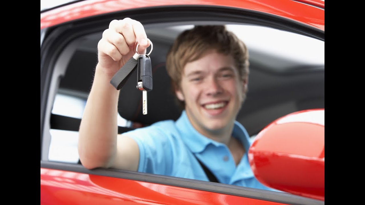 Ny New License Driver Driving Parents Car